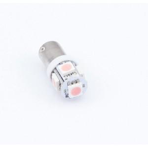 2 BOMBILLAS LED BA9S 5630 6253 T4W