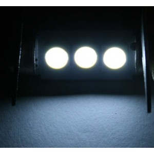 4 bombillas led 5050 SMD 36mm