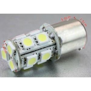 2 bombillas led BA15S 13SMD 5050 1156 P21W