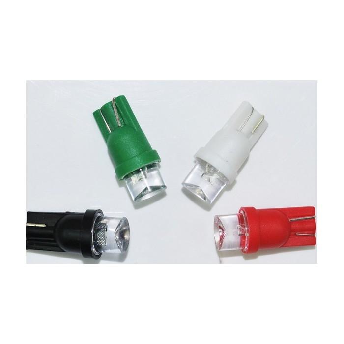 10 bombillas T10 W5W 194 168 501