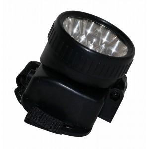 LINTERNA DE CABEZA 12 LED