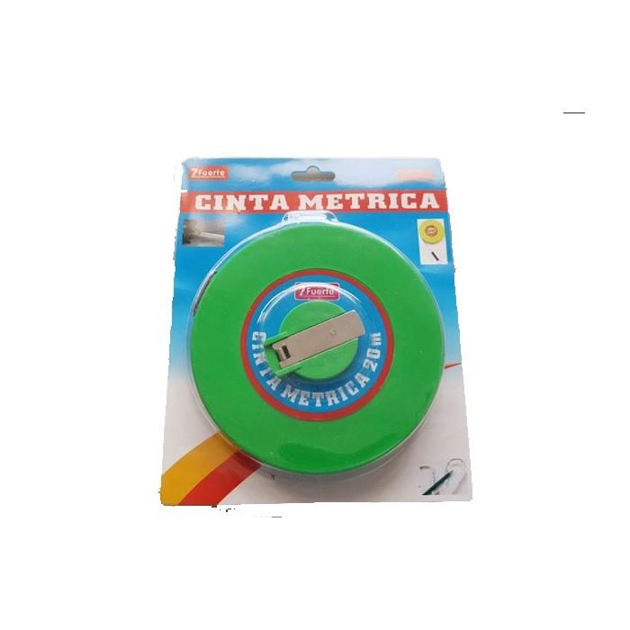 CINTA METRICA DE 20 METROS