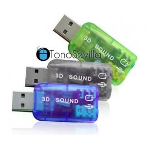 Tarjeta de sonido 3D