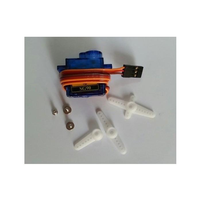 Micro Servo SG90 para Radiocontrol RC