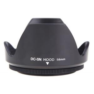 Parasol universal para cámaras 58mm DC-SN HOOD