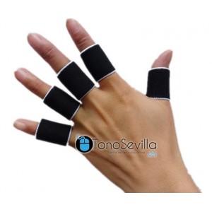 10 x protectores de dedos
