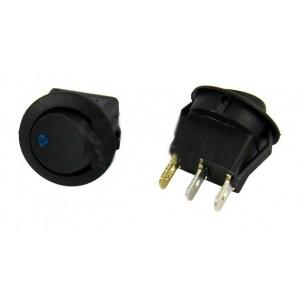 Interruptores circular led