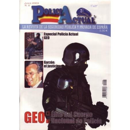 Policía Actual nº 2 junio 2003