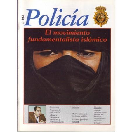 Policía nº 102 febrero 1995