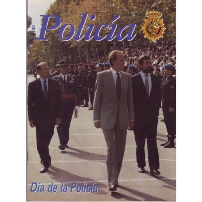 Policía nº 108 septiembre