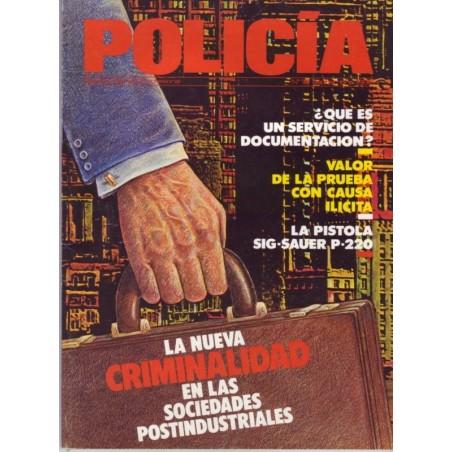 Policía nº 18 septiembre 1988