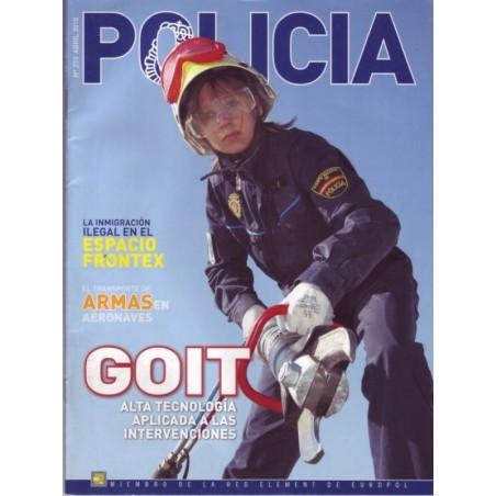 Policía nº 233 abril 2010