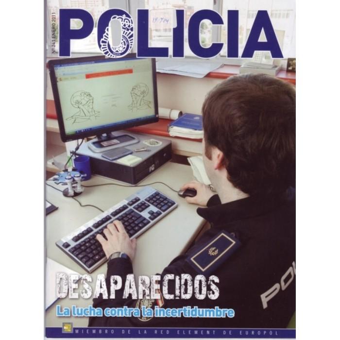 Policía nº 241 enero 2011