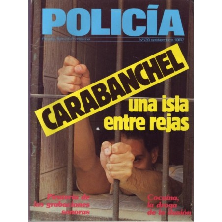 Policía nº 29 septiembre 1987