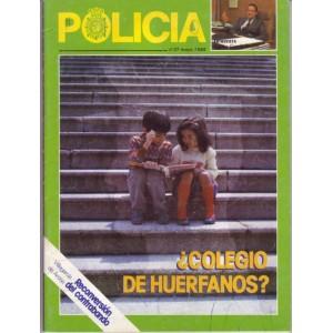 Policía nº 37 mayo 1988