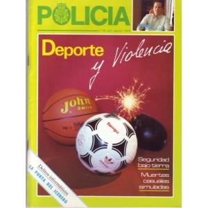 Policía nº 48 agosto 1989