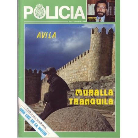 Policía nº 61 octubre 1990