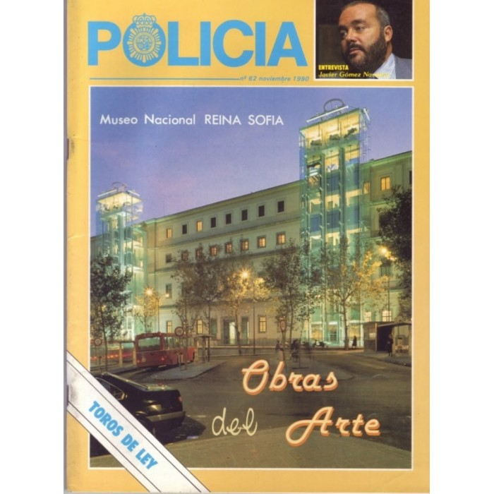 Policía nº 62 noviembre 1990