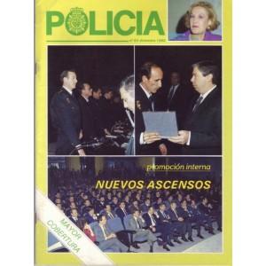 Policía nº 63 diciembre 1990