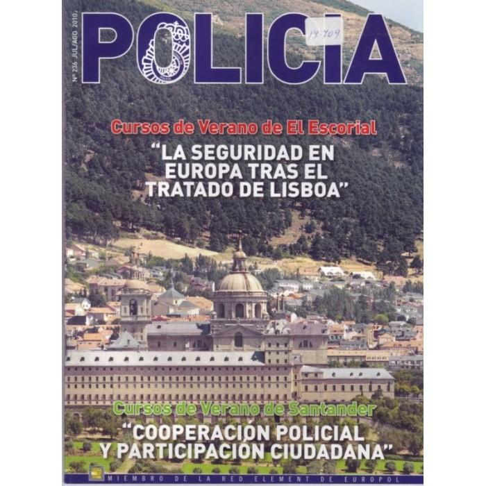 Policía nº 236 julio-agosto 2010