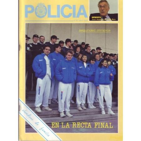 Policía nº 67 abril 1991