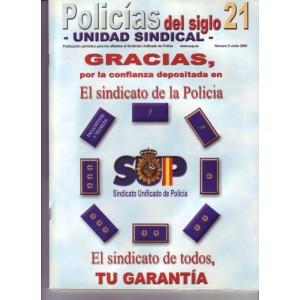Policías del siglo 21 - nº 9 junio 2003