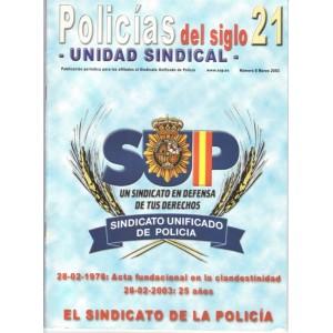 Policías del Siglo 21 nº 8 marzo 2003