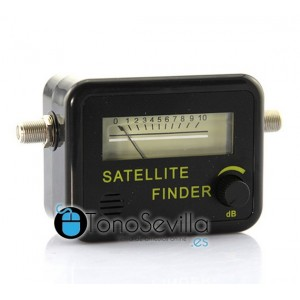 Buscador de satélites universal