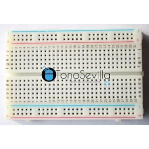 Protoboard 400 conexiones
