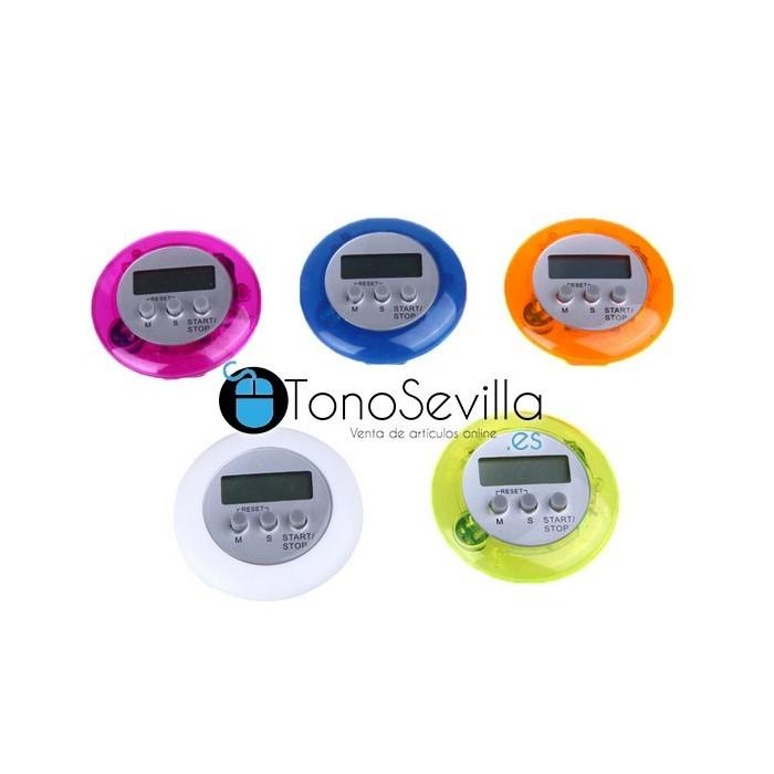 Reloj temporizador digital
