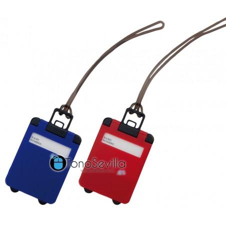 2 Identificadores de equipajes