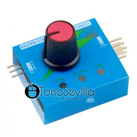Tester para Micro Servo