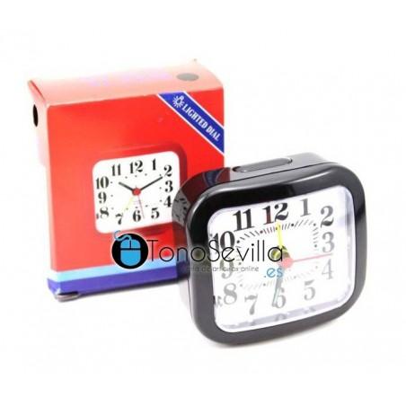Reloj despertador clasico