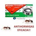 Nido Trampa para hormigas