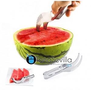 Cortador de sandía y melón
