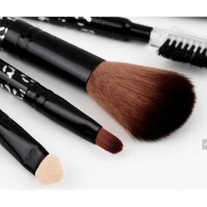 Set 5 brochas para maquillaje