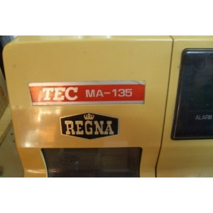Caja registradora Regna TEC MA-135