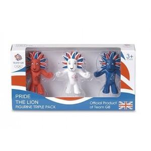 Equipo Londres 2012 - Juegos Olímpicos GB THE LION